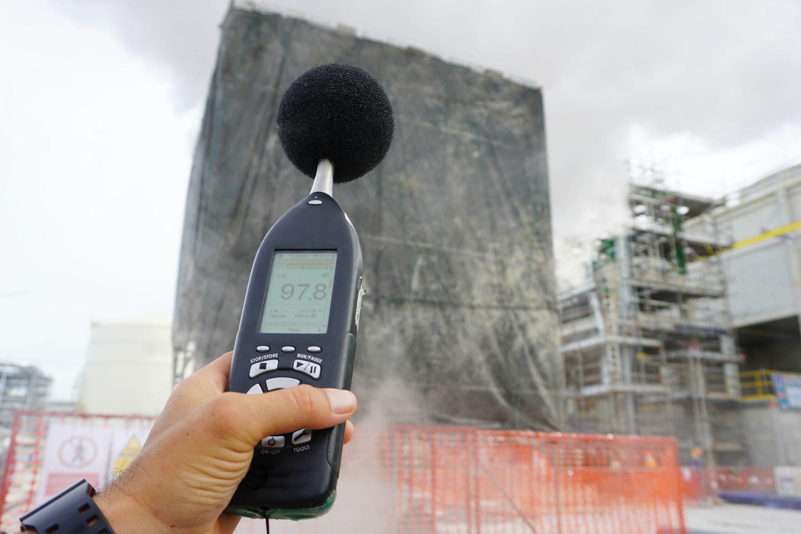 Çevresel Gürültü Ölçümü Nedir